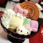 Hello Kitty下午茶:傳統又帶點可愛風格