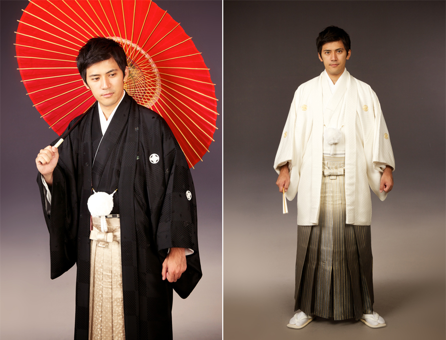 Japanese styles of formal dress