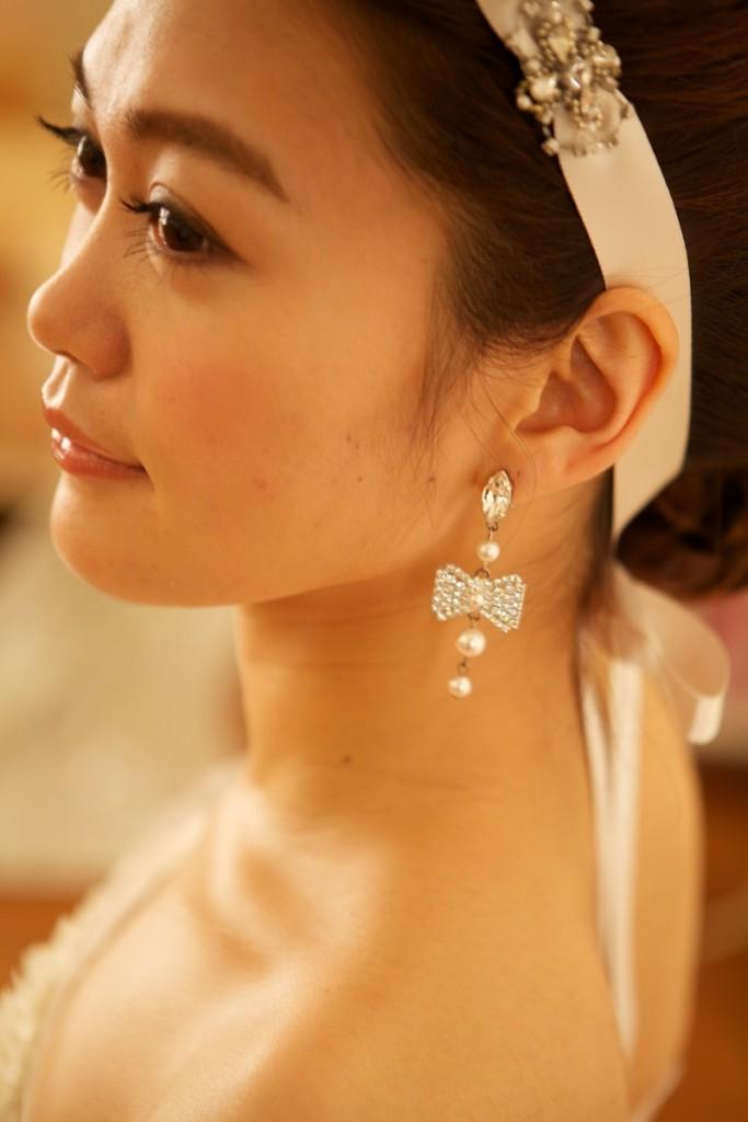 ribon-earing